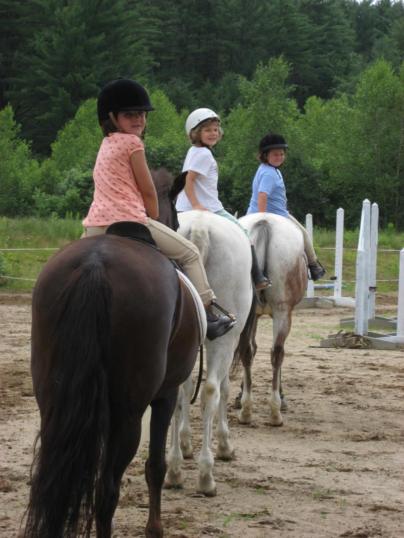 burnt meadow stables horse back riding lessons